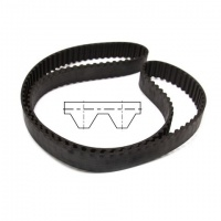 600L100 Timing Belt 3/8'' (9.525mm) Pitch, 1'' (25mm) Wide, 160 Teeth